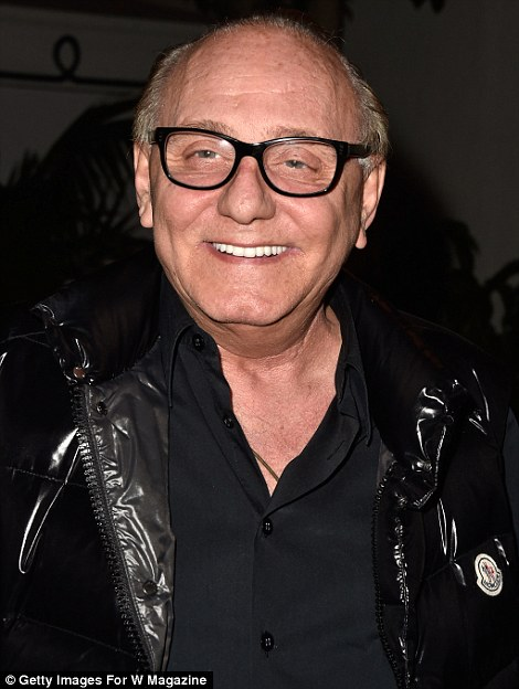Azria and his wife Lubov then poured $30million of their own money for a massive renovation