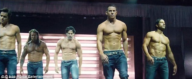 Magic Mike: Channing Tatum and the strippers will be back in July with Magic Mike XXL