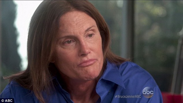 A ratings smash: Nearly 17 million people tuned in on Friday to watch Bruce admit that he identifies as female and plans to completely transform into a woman