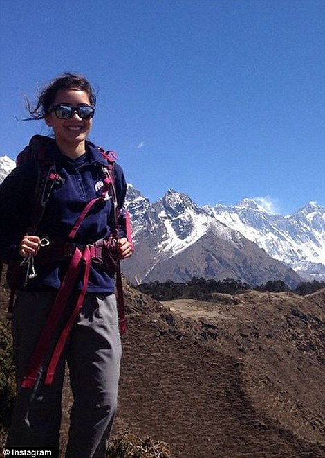 Dr Marisa Eve Girawong died in the avalanche alongside a feared 17 others