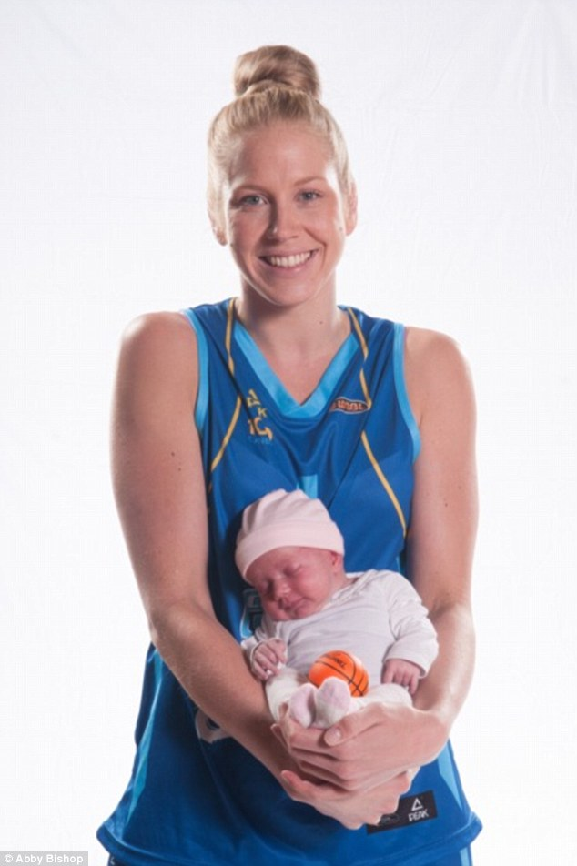 Bishop haschosen to base herself in Canberra, sometimes flying interstate with Zala for weekend matches