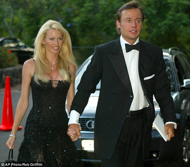 Swiss businessman Ernesto Bertarelli and his wife Kirsty, a former Miss UK, have a £9.45billion fortune