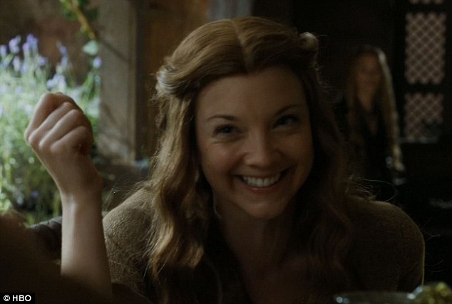 Sex life: Margaery boasted about her exhausting sex life with Tommen
