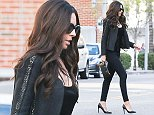 26.APRIL2015 - BEVERLY HILLS - USA\n*** EXCLUSIVE ALL ROUND PICTURES ***\nTERRI SEYMOUR LOOKS STUNNING AS SHE IS SEEN VISITING ROSSANO FERRETTI HAIR SALON IN BEVERLY HILLS.\nTERRI GAVE BIRTH TO A DAUGHTER NAMED COCO FOUR MONTHS AGO.\nBYLINE MUST READ : XPOSUREPHOTOS.COM\n***UK CLIENTS - PICTURES CONTAINING CHILDREN PLEASE PIXELATE FACE PRIOR TO PUBLICATION ***\n**UK CLIENTS MUST CALL PRIOR TO TV OR ONLINE USAGE PLEASE TELEPHONE  44 208 344 2007**