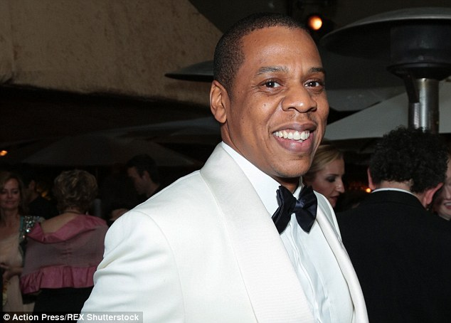 Twitter rant: Jay Z unleashed a string of 'stream of consciousness' tweets on Sunday defending his premium music streaming service Tidal and saying that it is still early days for the app