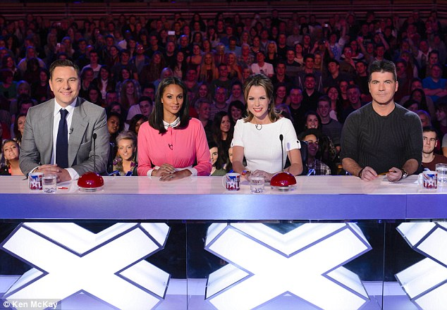 This looks familiar: BGT, fronted by David Walliams, Alesha Dixon, Amanda Holden and Simon Cowell, has been accused of re-using acts from other TV shows