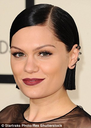 Jessie J stands out at the Grammy Awards thanks to her Doves cuff. And the price tag? £3,300