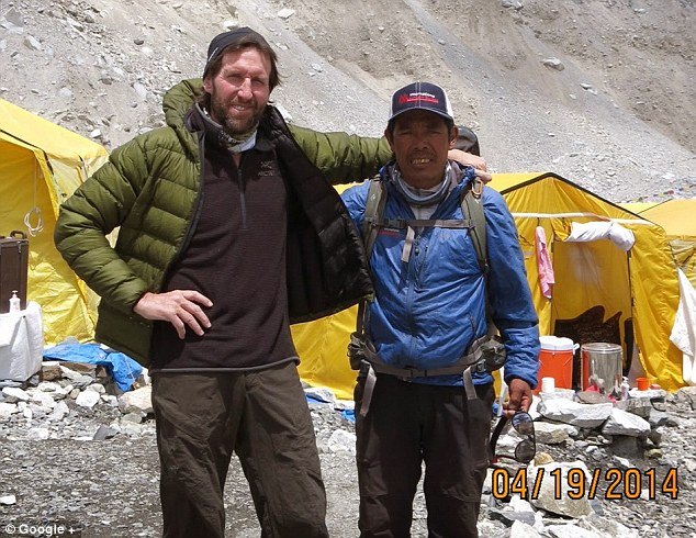 Jon Reiter, a contractor from Kenwood, California, was attempting his third ascent to the summit when the avalanche hit. He described how he tended for the injured even after doctors told him there is little chance they will survive