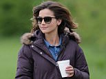 EXCLUSIVE ALL ROUND  Mandatory Credit: Photo by Joan Wakeham/REX Shutterstock (4719662n)  Jenna Coleman  'Doctor Who' TV show on set filming, Penarth, Wales, Britain - 27 Apr 201  Jenna Coleman who celebrated her 29th birthday today was seen busy filming a new episode of Dr Who in Wales with Peter Capaldi. After a brief break for lunch the cast and crew gathered round and after a few brief words from Peter Capaldi they all sang Happy Birthday to the actress, and it was back to work.