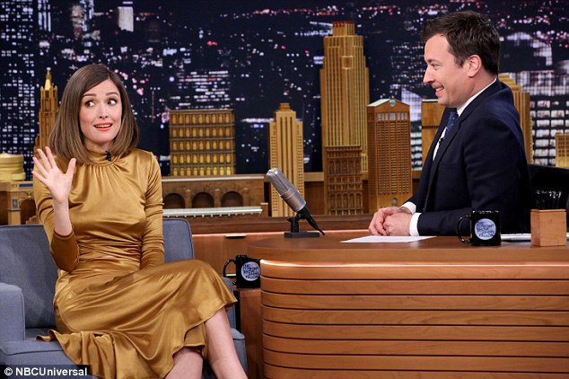 Kookaburra impersonation: The Bridesmaids actress brought the laughs during an interview on The Tonight Show With Jimmy Fallon , where she described the moment Bobby had a brush with some native fauna