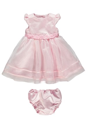 George at Asda has created its 'luxury christening range' just in time for the birth of the royal baby