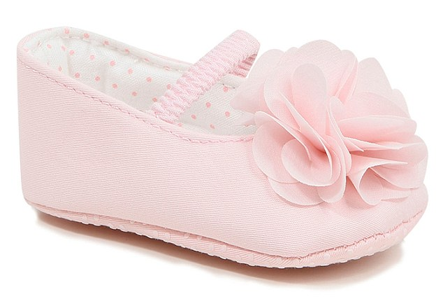 Shoes for the special day will set you back just £4 and Asda say their range is the cheapest on the high street