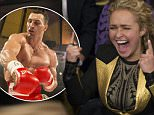 World Championship boxing at Madison Square Garden. Hayden Panettiere and a host of celebrities cheer on Wladimir Klitschko as he retains his crown after defeating Bryant Jennings in a unanimous decision victory at Madison Square Garden, in NYC.\n\nPictured: Hayden Panettiere\nRef: SPL1010212  250415  \nPicture by: Anthony J. Causi / Splash News\n\nSplash News and Pictures\nLos Angeles: 310-821-2666\nNew York: 212-619-2666\nLondon: 870-934-2666\nphotodesk@splashnews.com\n