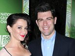 LOS ANGELES, CA - AUGUST 25:  Actors Tess Sanchez and Max Greenfield attend FOX, 20th Century FOX Television, FX Networks and National Geographic Channel's 2014 Emmy Award Nominee Celebration at Vibiana on August 25, 2014 in Los Angeles, California.  (Photo by Allen Berezovsky/Getty Images)