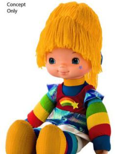 Rainbow Brite alert! New retro-style doll to be released