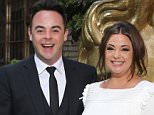 Mandatory Credit: Photo by Tom Nicholson/REX Shutterstock (4711088r)  Ant McPartlin and Lisa Armstrong  The British Academy Television Craft Awards, London, Britain - 26 Apr 2015