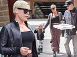 Pink and Carey Hart take daughter, Willow, to the Pizza shop before checking out of their Tribeca hotel in NYC.\n\nPictured: Willow Sage Hart, Pink and Carey Hart\nRef: SPL1007015  260415  \nPicture by: Splash News\n\nSplash News and Pictures\nLos Angeles: 310-821-2666\nNew York: 212-619-2666\nLondon: 870-934-2666\nphotodesk@splashnews.com\n