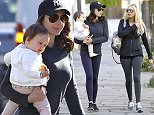 Picture Shows: Sophia Eccelstone Rutland, Tamara Ecclestone, Petra Stunt  April 28, 2015    Socialite sisters Tamara and Petra Ecclestone are spotted on a day out with their daughters, Sophia and Lavinia.    The pair kept it casual, both donning leggings, sneakers, and a pair of aviator sunglasses while going make-up free. Tamara finished her look with a navy New York Yankees baseball cap as she carried daughter Sophia on their day out.    Exclusive - All Round  WORLDWIDE RIGHTS    Pictures by : FameFlynet UK © 2015  Tel : +44 (0)20 3551 5049  Email : info@fameflynet.uk.com