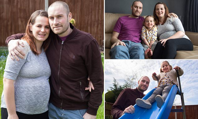 Father dying from lung cancer was told cough was 'harmless' FIVE TIMES