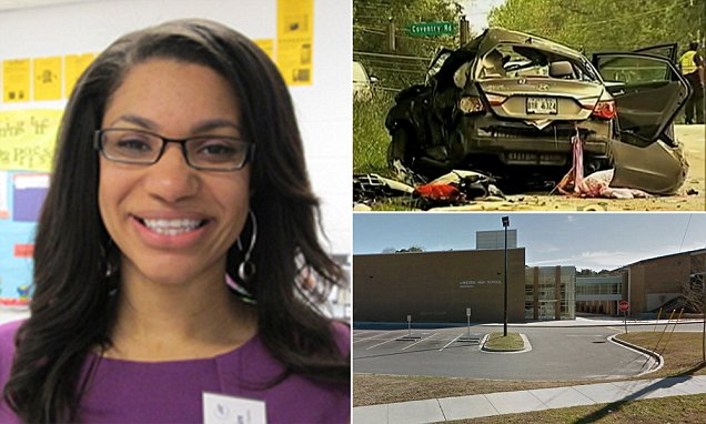 Lakeside High School teacher on way to prom killed when she was hit by students