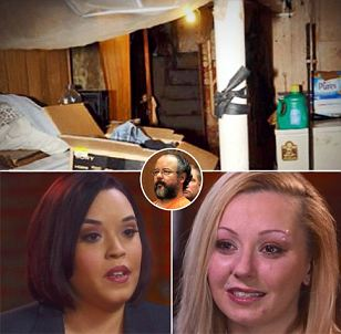Cleveland 'house of horrors' survivors reveal Ariel Castro raped them 5 times a day