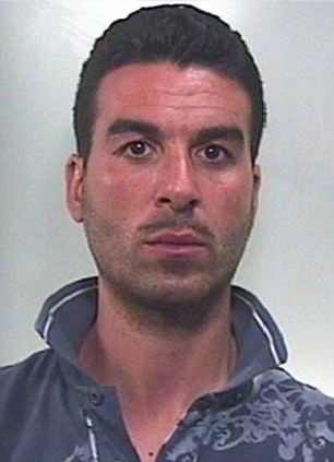 Francesco Raccosta, who was allegedly fed to pigs
