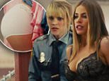 Hot Pursuit - changing clothes | official FIRST LOOK clip (2015) Sofia Vergara Reese Wiitherspoon