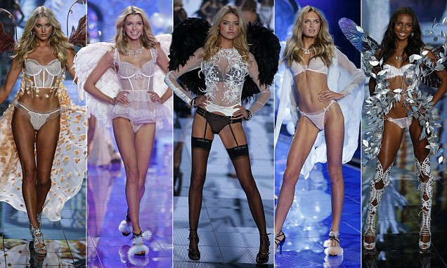 Victoria's Secret Angels: Meet the angels who've been gifted their wings