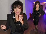 """LONDON, ENGLAND - APRIL 28:  Joan Collins attends the opening of the Lyric Hammersmith's Reuben Foundation Wing and """"Bugsy Malone"""" at the Lyric Hammersmith on April 28, 2015 in London, England.  (Photo by David M. Benett/Getty Images for Lyric Hammersmith)"""