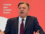 (From the left) Shadow Chancellor Ed Balls, Labour party leader Ed Miliband and Shadow Works and Pensions Secretary Rachel Reeves speak at the Royal Institute of British Architects in London, where they discussed family finances. PRESS ASSOCIATION Photo. Picture date: Wednesday April 29, 2015. Family finances have taken centre stage in the General Election battle, with David Cameron pledging not to increase the three main taxes paid by households. Meanwhile Ed Miliband accused Conservatives of planning a £3.8 billion raid on tax credits for the lower-paid. See PA story ELECTION Main. Photo credit should read: Stefan Rousseau/PA Wire