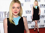 "NEW YORK, NY - APRIL 27:  Actress Dakota Fanning attends the New York Film Critic Series premiere of ""Every Secret Thing"" at AMC Empire 25 theater on April 27, 2015 in New York City.  (Photo by Larry Busacca/Getty Images)"