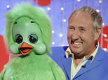 EDITORIAL USE ONLY / NO MERCHANDISING  Mandatory Credit: Photo by Ken McKay/REX Shutterstock (1201152ao)  Keith Harris and Orville  'The Five O'Clock Show' TV Programme, London, Britain. - 29 Jun 2010