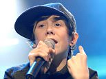 Mandatory Credit: Photo by Lindberg/REX Shutterstock (635444d).. Lil Chris.. Cheerios Childline Concert, Point Theatre, Dublin, Ireland - 28 Jan 2007.. ..