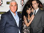 Mandatory Credit: Photo by Ray Tang/REX Shutterstock (4725015b)\n Mitch Winehouse and Jane Winehouse\n 'Anti-Social' film premiere, London, Britain - 28 Apr 2015\n \n