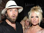 Mandatory Credit: Photo by ddp USA/REX Shutterstock (4103321o)  Rick Salomon and Pamela Anderson  Interview Magazine Photographer's Issue party at The Hills, New York, America - 09 Sep 2014