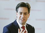 """Labour leader Ed Miliband, who has claimed the """"abject failure"""" of the Government's economic policies has cost the Exchequer tens of billions of pounds in lost revenues.  The Labour leader released figures from the independent House of Commons Library which, it said, showed that lower- than-expected tax receipts and ballooning social security payments had cost £116.5 billion over the course of the parliament.   PRESS ASSOCIATION Photo. Issue date: Sunday November 30, 2014.  See PA story POLITICS Labour Miliband. Photo credit should read: Danny Lawson/PA Wire"""
