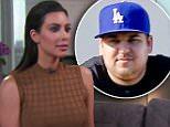 Kim Kardashian Talks to Matt Lauer About Rob Kardashian on The Today Show