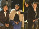 Lewis Hamilton starring in Zoolander 2 in Rome  Pictured: Lewis Hamilton Ref: SPL1007214  240415   Picture by: MB / Splash News  Splash News and Pictures Los Angeles: 310-821-2666 New York: 212-619-2666 London: 870-934-2666 photodesk@splashnews.com