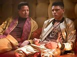 Mandatory credit: TM & copyright 20th Century Fox No Merchandising. Editorial Use Only No Book or TV usage without prior permission from Rex.  Mandatory Credit: Photo by Everett/REX Shutterstock (4376953h)  Empire, Terrence Howard, Bryshere Gray 'Pilot' (Season 1, Episode 1)  'Empire' TV Series - Dec 2014