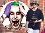 NEW YORK, NY - APRIL 29:  Jared Leto is seen in Soho  on April 29, 2015 in New York City.  (Photo by Alo Ceballos/GC Images)