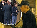 OIC - XCLUSIVEPIX.COM -  EXCLUSIVE CALL 07768836669 FOR FEES Justin Bieber is seen walking with friends in Rome after having dinner at the Antica Pesa Restaurant Rome 27th April 2015  5     Photo Andrea Venturini - Xclusive Pix/OIC 0203 174 1069\n ANDREA VENTURINI