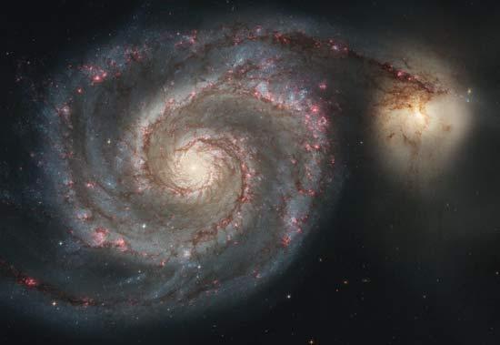 galaxy: Whirlpool Galaxy