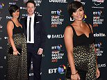 BT Sport Industry Awards held at the Battersea Evolution - Arrivals.\nFeaturing: Frankie Bridge\nWhere: London, United Kingdom\nWhen: 30 Apr 2015\nCredit: Daniel Deme/WENN.com
