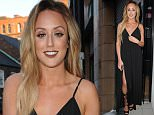 NON EXC PICTURES  CHARLOTTE CROSBY AT CASSIE LOMAS MAKE UP STUDIO OPENING - 2 .\n\nPHOTO , Stephen Farrell
