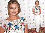 30 April 2015.\n Sam Faiers book launch - Secrets & Lies: The Truth Behind The Headlines at the Covent Garden Hotel, London.\nCredit: Andy Oliver/GoffPhotos.com   Ref: KGC-143\n