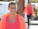 COLEEN ROONEY SEEN CHATTING TO SARAH SAVAGE AS SHE LEAVES THE GYM AND THEN POPS TO A LINGERIE SHOP BEFORE HOPING IN HER OVERFINCH AND HEADING OFF\\n\\n\\n******EXC PICTURES*****\\n\\n\\nPICTURES BY STEPHEN FARRELL\\n07870 606209\\n\\n\\n\\n