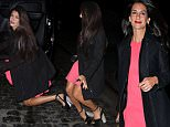 Amal Clooney's Sister, Tala Alamuddin takes an unfortunate tumble following her birthday celebration at Il Buco in Noho, New York.\n\nPictured: Tala Alamuddin\nRef: SPL1013500  010515  \nPicture by: Blayze / Splash News\n\nSplash News and Pictures\nLos Angeles: 310-821-2666\nNew York: 212-619-2666\nLondon: 870-934-2666\nphotodesk@splashnews.com\n