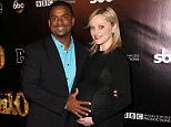 West Hollywood, CA - Alfonso Ribeiro and Angela Unkrich at the 'Dancing with the Stars' 10th Anniversary Party held at Greystone Manor. AKM-GSI          April 21, 2015 To License These Photos, Please Contact : Steve Ginsburg (310) 505-8447 (323) 423-9397 steve@akmgsi.com sales@akmgsi.com or Maria Buda (917) 242-1505 mbuda@akmgsi.com ginsburgspalyinc@gmail.com