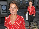 NON EXC PICTURES COLEEN ROONEY AT CASSIE LOMAS MAKE UP STUDIO OPENING - 2 . PHOTO , Stephen Farrell