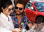 Picture Shows: Kendall Jenner, Scott Disick  May 01, 2015\n \n Reality stars Scott Disick and Kendall Jenner are spotted enjoying lunch at Il Pastaio in Beverly Hills, California with friends. \n \n Non Exclusive\n UK RIGHTS ONLY\n \n Pictures by : FameFlynet UK © 2015\n Tel : +44 (0)20 3551 5049\n Email : info@fameflynet.uk.com